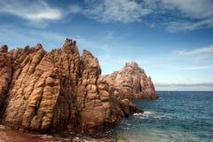 la Sardaigne image stock