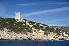 La Sardaigne, caccia de capo photo libre de droits