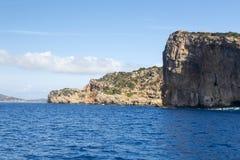 La Sardaigne, caccia de capo photos libres de droits