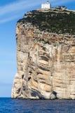 La Sardaigne, caccia de capo photos stock