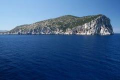 La Sardaigne, Italie Photo libre de droits