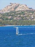 La Sardaigne - l'Italie Image libre de droits