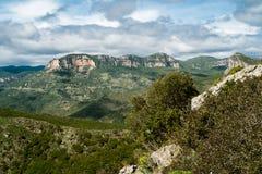 La Sardaigne sauvage Photos libres de droits