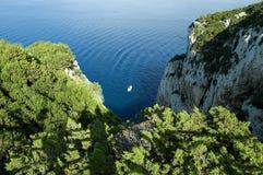 La Sardegna Fotografie Stock