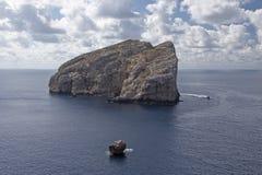 La Sardegna fotografie stock libere da diritti