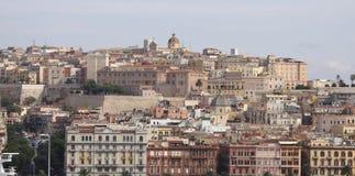 La Sardegna, Cagliari, Italia Fotografia Stock