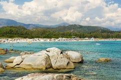 La Sardegna, CEA immagini stock