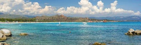 La Sardegna, CEA fotografie stock libere da diritti