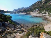 la Sardegna Italia Fotografia Stock
