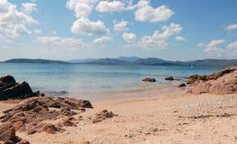 La Sardegna - l'Italia Fotografia Stock