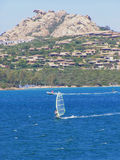 La Sardegna - l'Italia Immagine Stock Libera da Diritti
