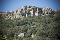 La Sardegna selvaggia Immagini Stock Libere da Diritti