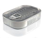La sardine peut Image stock