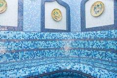 La sauna turca Fotografía de archivo libre de regalías