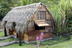 La Savane des Esclaves in Les Trois Ilets in Martinique Stock Photo