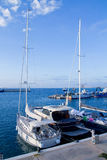 La savina Formentera marina balearic islands Stock Photography