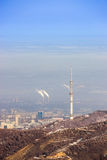 La scène d'Almaty photos libres de droits