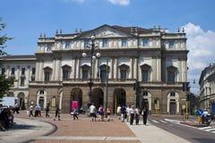 La Scala Imagenes de archivo