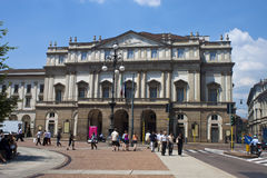 La Scala Stock Images