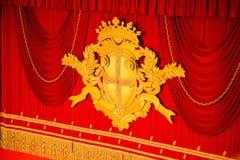 La Scala en Milán Foto de archivo