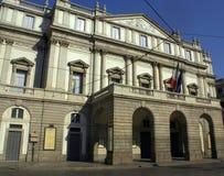 La Scala Milão Imagem de Stock