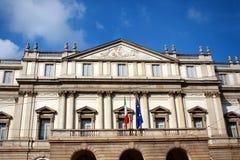 La Scala, Milan Royalty Free Stock Photography