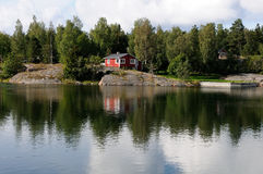 La Scandinavia Immagine Stock