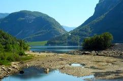 La Scandinavie, Norvège Photographie stock