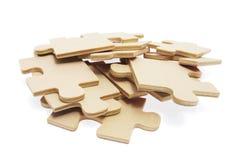la scie sauteuse rapièce le puzzle Photo stock
