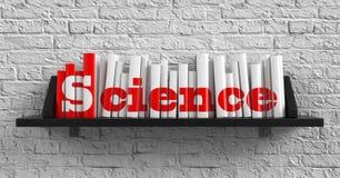 La Science. Concept d'éducation. illustration libre de droits
