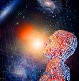 La Science de Fie illustration libre de droits