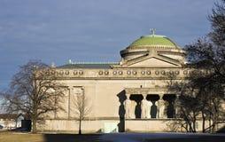 la science de musée d'industrie image libre de droits