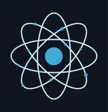 La science de pictographe d'atome Photos libres de droits