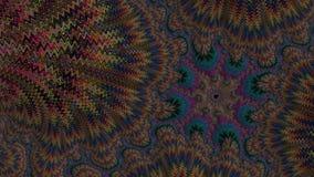 La Science des fractales - conception 1 illustration stock