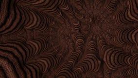 La Science des fractales - conception 5 illustration stock