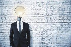 La Science et concept de solution Image libre de droits