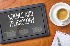 La Science et technologie