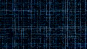 La scienza di affari o il fondo astratta di tecnologie informatiche, 3d rende il contesto, generato da computer Fotografia Stock