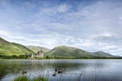 La Scozia: Acqua meravigliosa Fotografie Stock Libere da Diritti