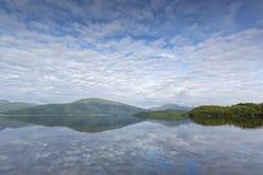 La Scozia: Acqua meravigliosa immagine stock libera da diritti
