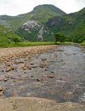 La Scozia, cadute di Ben Nevis Fotografia Stock