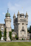 La Scozia, castello di balmoral Fotografie Stock