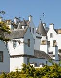 La Scozia, castello di blair Fotografia Stock Libera da Diritti
