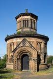 La Scozia, Glasgow, necropoli occidentale Fotografia Stock Libera da Diritti