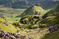 La Scozia Harris Island fotografia stock libera da diritti