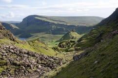 La Scozia Harris Island immagine stock