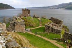 La Scozia Loch Ness Fotografia Stock Libera da Diritti