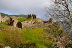 La Scozia Loch Ness Fotografia Stock