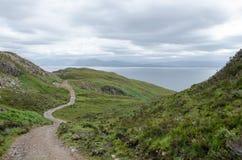 La Scozia Skye Island immagini stock libere da diritti