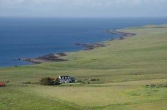 La Scozia Skye Island fotografia stock